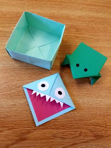 Origami 101