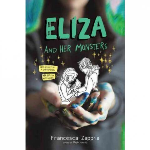 Book cover of Eliza and Her Monsters