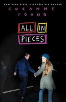 Cover of All in Pieces by Suzanne Young