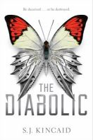 Cover of The Diabolic by S.J. Kincaid