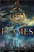 Cover of Fate of Flames by Sarah Raughley