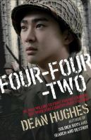 Cover of Four-Four-Two by Dean Hughes