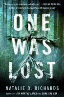 Cover of One Was Lost by Natalie D. Richards