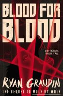 Cover of Blood for Blood by Ryan Graudin