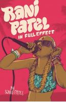 Cover of Rani Patel in Full Effect by Sonia Patel