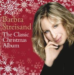 Cover of The Classic Christmas Album by Barbra Streisand