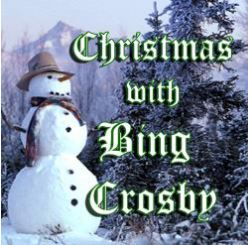 Cover of Christmas With Bing Crosby album