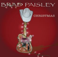 Cover of Brad Paisley Christmas album