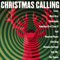 Cover of Christmas Calling album