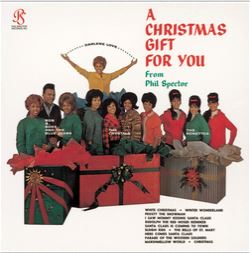 Cover of A Christmas Gift For You from Phil Spector album