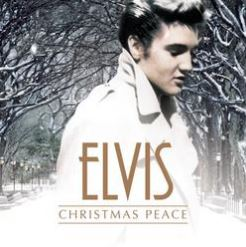 Cover of Christmas Peace album by Elvis Presley