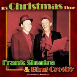 Cover of It's Christmas Time album by Frank Sinatra and Bing Crosby