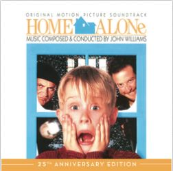 Cover of Home Alone soundtrack