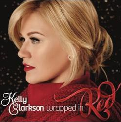 Cover of Wrapped in Red by Kelly Clarkson album