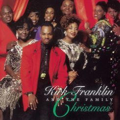 Cover of Christmas album by Kirk Franklin