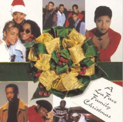 Cover of A LaFace Family Christmas
