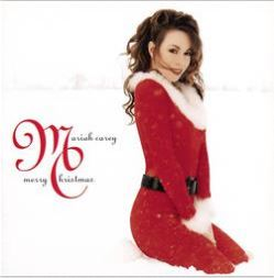 Cover of Merry Christmas by Mariah Carey album