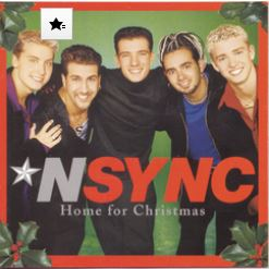 Cover of Home For Christmas by 'N Sync album