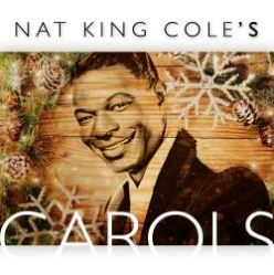 Cover of Nat King Cole's Carols album