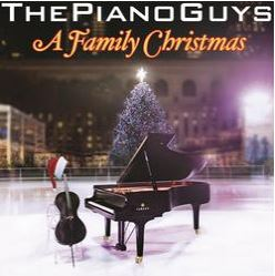 Cover of A Family Christmas album by The Piano Guys