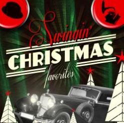 Cover of Swingin' Christmas Favorites album