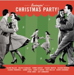Cover of Swingin' Christmas Party! album