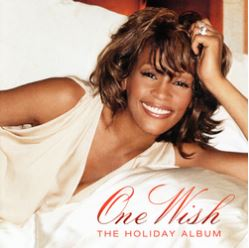 Cover of One Wish: The Holiday Album by Whitney Houston