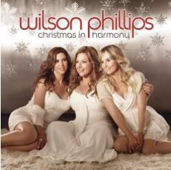Cover of Christmas in Harmony album by Wilson Phillips