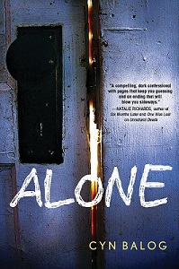 Book cover of Alone by Cyn Balog