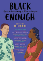 Book cover of Black Enough