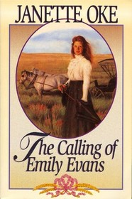 Cover of The calling of Emily Evans