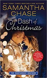 Cover of A Dash of Christmas by Samantha Chase