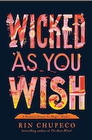 Book cover of Wicked As You Wish
