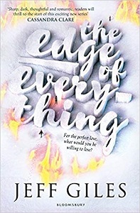 Book cover of The Edge of Everything by Jeff Giles