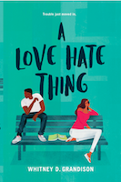 Book cover of A Love Hate Thing