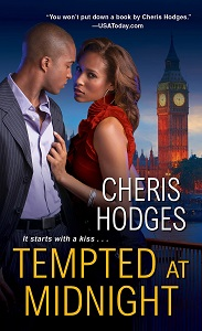 Cover of Tempted at Midnight by Cheris Hodges