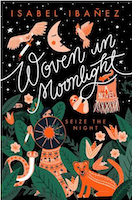 Book cover of Woven in Moonlight