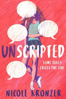 Book cover of Unscripted