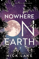 Book cover of Nowhere on Earth
