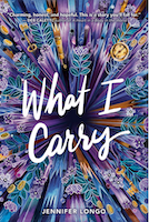 Book cover of What I Carry