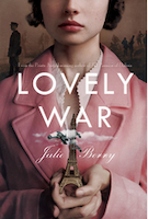Cover of Lovely War by Julie Berry