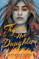 Book cover of Tigers Not Daughters