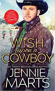 Cover of Wish Upon a Cowboy by Jennie Marts