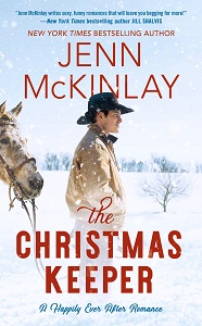 Cover of The Christmas Keeper by Jenn McKinlay