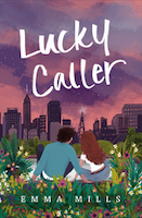 Book cover of Lucky Caller