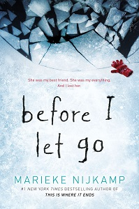 Book cover of Before I Let Go by Marieke Nijkamp