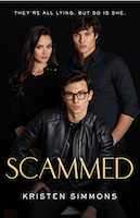 Book cover of Scammed