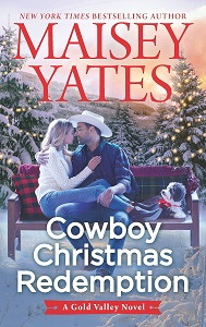 Cover of Cowboy Christmas Redemption by Maisey Yates