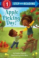 cover of Apple Picking Day!