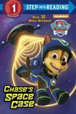 cover of PAW Patrol: Chase's Space Case